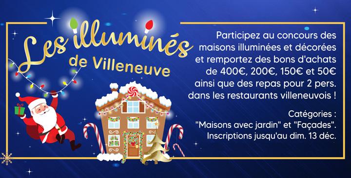 Concours les Illiminés de Villeneuve