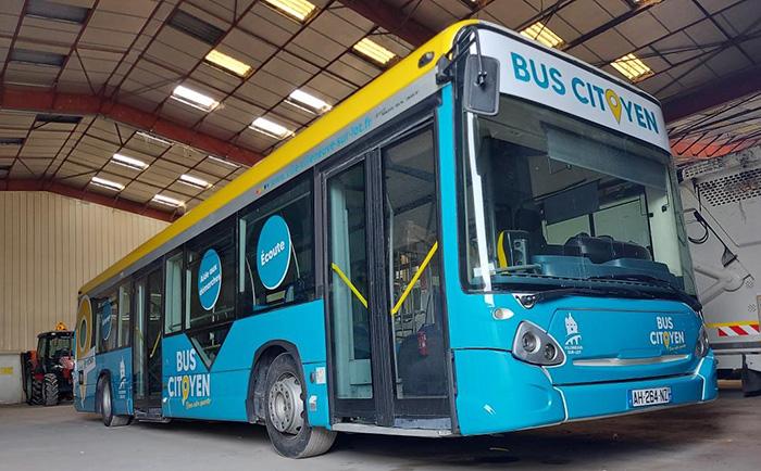 Bus citoyen Villeneuve-sur-Lot