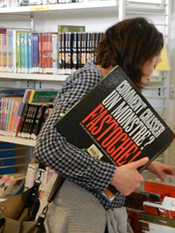 bibliothèque de Villeneuve-sur-Lot